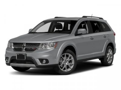 2018 Dodge Journey SXT (Blood Orange Clearcoat)