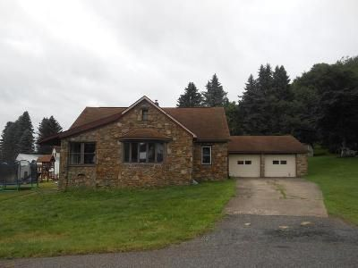 4 Bed 2 Bath Foreclosure Property in Nanty Glo, PA 15943 - Walter St
