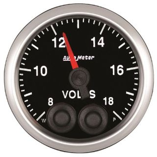Buy AutoMeter 5583 Competition Series Voltmeter motorcycle in Naperville, IL, United States, for US $193.06