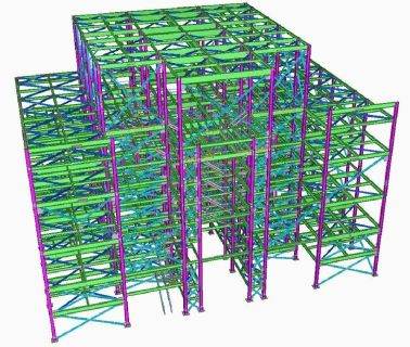 Structural Steel Detailing Services - Silicon Consultant