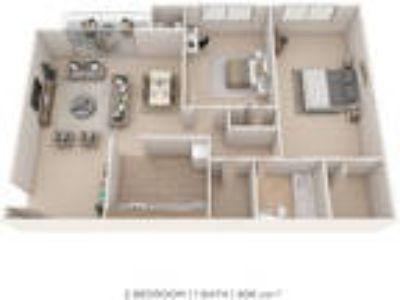 Henson Creek Apartment Homes - 2 BR One BA