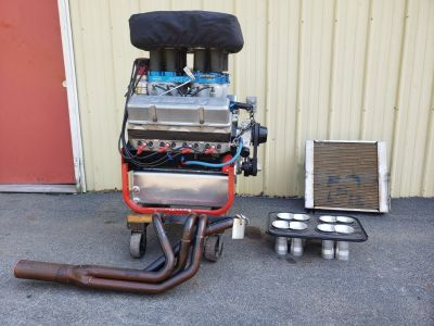 Hershey Sprint Car Engine