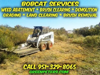 Temecula Weed Abatement & Land Clearing Services. Call Today