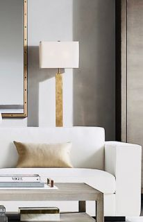 Restoration Hardware Floor Lamp
