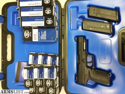 For Sale: FN Five Seven + Mags & Ammo