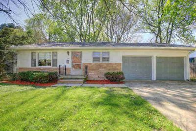 1503 South Grove Street Urbana Three BR, Recently renovated and