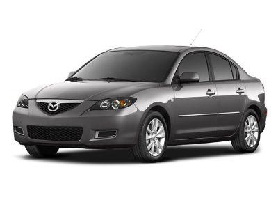 2008 Mazda Mazda3 i (Sunlight Silver Metallic)