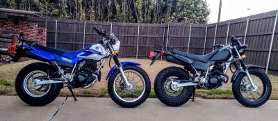 2014 Yamaha TW200