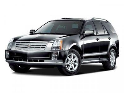 2008 Cadillac SRX V6 (White Diamond Tintcoat)