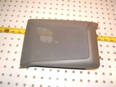 Find Mercedes W126 420/300SEL REAR deck speaker GRAY driver OEM 1 Cover,1268270124KZ motorcycle in Roseville, California, United States, for US $59.00