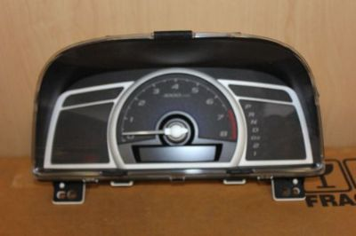 Buy 06 07 08 09 10 11 2010 2011 HONDA CIVIC CLUSTER PANEL 2 DOOR COUPE OEM GENUINE motorcycle in Sun Valley, California, United States, for US $84.00
