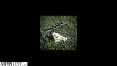 For Sale: Weatherby Vanguard Series 2 in 7mm Rem Mag. Leupold VX1 Scope.