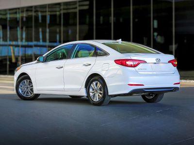 2015 Hyundai Sonata 1.6T Eco (Quartz White Pearl - White)