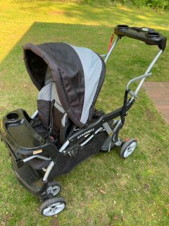 Baby Trend SIT-N-STAND LX double stroller
