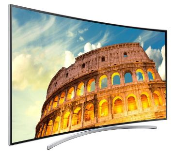 Samsung 65 inch curved smart tv