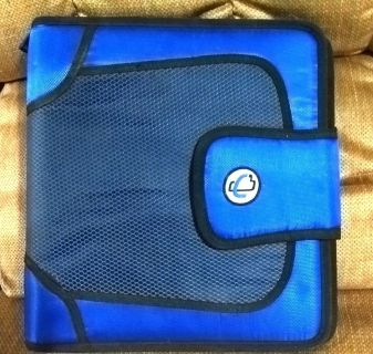 New Deluxe Case It Trapper Keeper