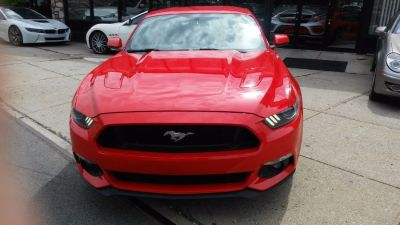 2017 Ford Mustang GT Premium Fastback (Race Red)