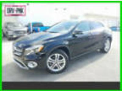 2018 Mercedes-Benz GLA-Class GLA 250 2018 GLA 250 Used Turbo 2L I4 16V Automatic