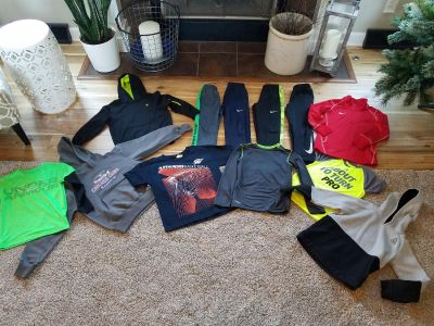 Twelve Piece Boys Clothing Lot. All for $20.00