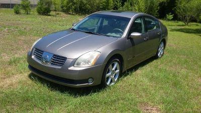 2006 Nissan Maxima 3.5 SE (Grey)