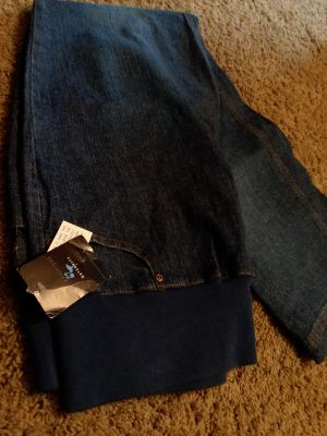 NWT large maternity jeans