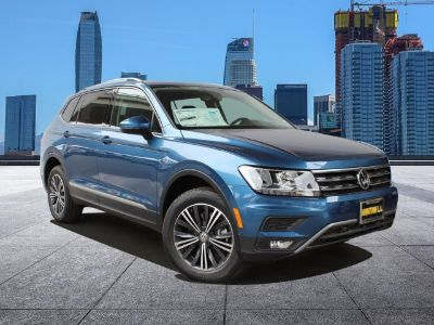2019 Volkswagen Tiguan (SILK BLUE)
