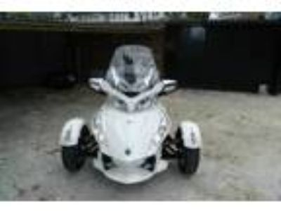 2012 Can-Am Spyder Roadster 998cc RT LTD SE5 991