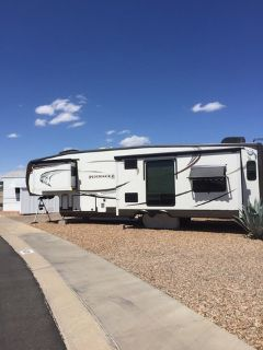 2013 Jayco Pinnacle 36 RETS