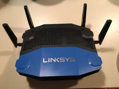 Links wireless router