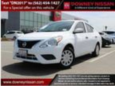 Used 2016 Nissan Versa Fresh Powder, 23.8K miles