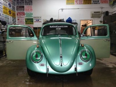 Purchase Volkswagen Standard Super Beetle Eyes Headlight Covers green eyes RukindCovers motorcycle in Medina, Ohio, United States, for US $25.00