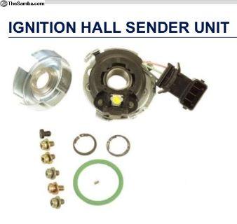 Distributor Timing Impulse Module Hall Sensor