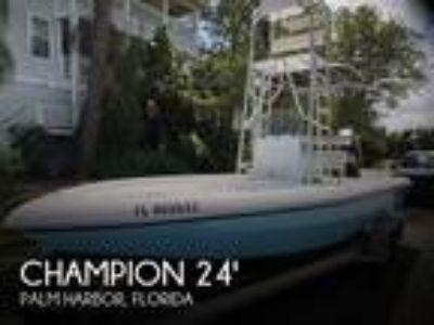 Champion - Bay Champ 24