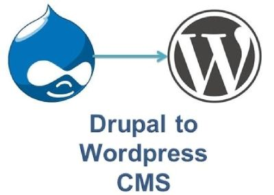 Migrate all types website to WordPress CMS