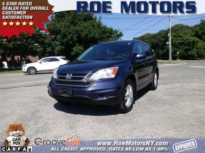 2011 Honda CR-V EX-L (Glacier Blue Metallic)