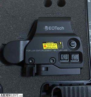 For Sale: EOTech EXPS3-0 HWS