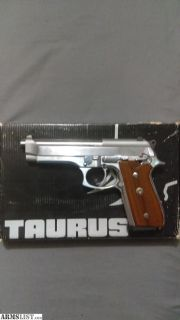 For Sale/Trade: Taurus pt-92