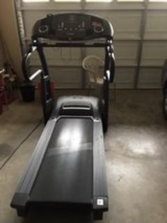 Smooth Fitness Motorized Treadmill
