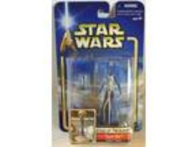 Star Wars Attack Of The Clones Action Figure Taun We
