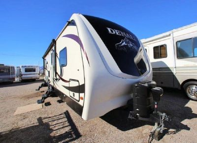 like new 2015 Dutchmen Denali 266RLS Travel Trailer