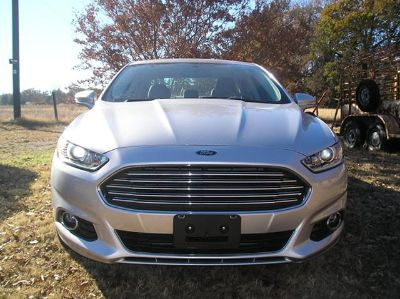 $19,900, 2014 Ford Fusion Titanium with EcoBoost