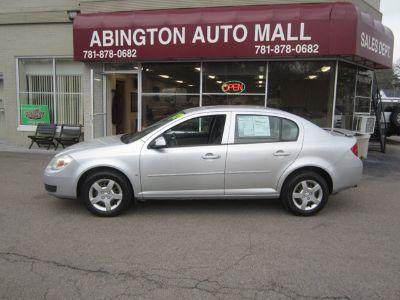 2007 Chevrolet Cobalt LT (Ultra Silver Metallic)