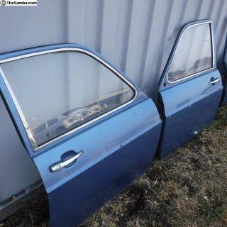 411 412 Doors Seats Rear fenders Etc