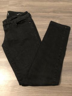 Brand new black guess jeans size 28