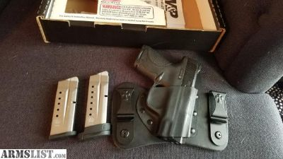 For Sale: Smith Wesson Shield