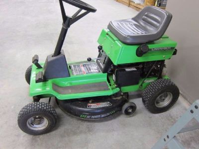Cheap riding mower