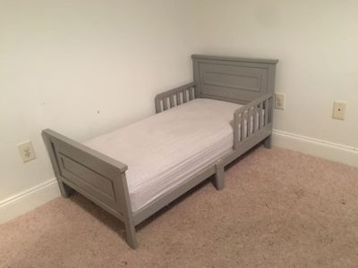 Toddler Bed