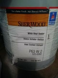 Sher-wood paint