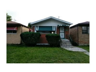 3 Bed 1 Bath Foreclosure Property in Chicago, IL 60643 - W 115th St