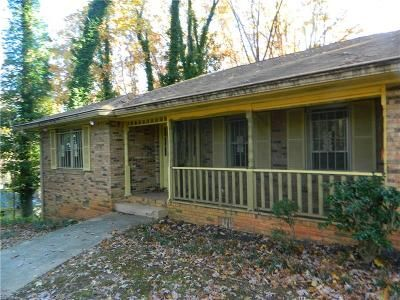 3 Bed 2 Bath Foreclosure Property in Lithonia, GA 30038 - Snapfinger Rd
